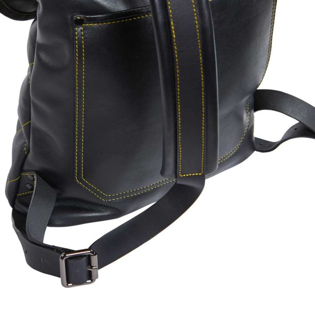 Lambskin Leather Quilted Backpack